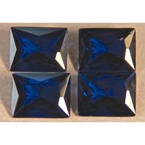 Rsp 2262 Safira Azul 9x7mm Preço Por Pedra Com 2,2 Ct