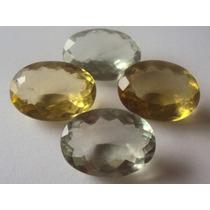 Green Gold Praziolita! 4 Pedras