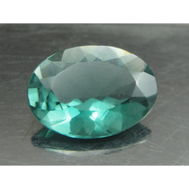 9 Cts Linda Turnalina Verde Neon Oval Extra