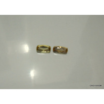 Par De Topázio Imperial Natural 1.60ct