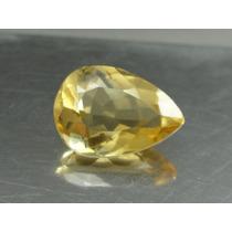 6 Cts Lindo Topázio Imperial Amarelo Gota Extra