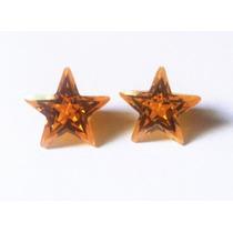 Safira Amarela Estrela