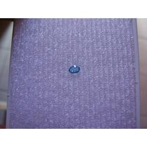 Natural Pedras Turmalina Azul Neon Paraíba 3,1 X 2,1 Mm
