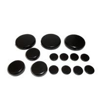 Kit De Pedras Quentes Vulcânicas Para Massagens Lapidadas
