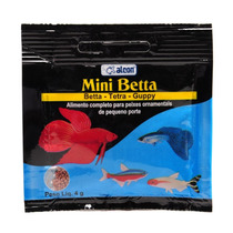 Ração Alcon Mini Betta - 3 G