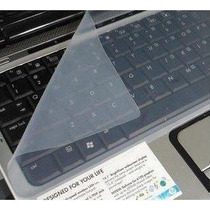 Película Protetora Silicone P/ Teclado Notebook Até 15.6 Pol
