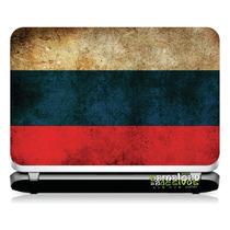 # 19 Adesivo Notebook Bandeira Russia (14,1
