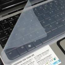 Película Protetora Teclado Notebook Silicone 32x15cm C/ Aba