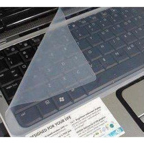 Protetor De Teclado Para Notebook De Silicone De Até 15