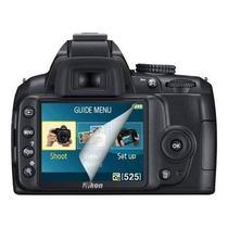 Película Nikon D3100 D3200 D5100 D5200 + Flanela + Frete R$6