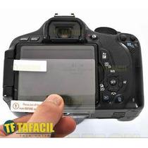 Película Protetora Canon T3i 600d Lcd Screen - 31717