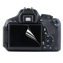 Película Protetora Lisa Lcd Canon T3i 600d 60d Screen Guard