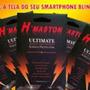 Película Anti-impacto E Choque Hmaston- Celulares Samsung