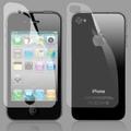Pelicula Frente/verso Para Iphone 4 4s - Anti Reflexo- Fosca