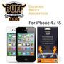 Película Iphone 4 4s Anti Impacto Anti Shock Promoção