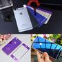 Bumper + Película Vidro Espelhada Frente/verso Iphone 6 Plus