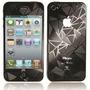 Película 3d Iphone 4 4s Efeito Quebrado Produto Novo