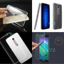 Pelicula Vidro Motorola Moto X Play X3 Tela 5,5 + 1 Capa Tpu