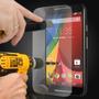 Pelicula Vidro Celular Motorola Moto G1 Xt1032 + Capa Tpu