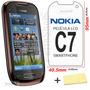 Película Protetora Nokia C7 C7-00 Protetor + Frete Grátis