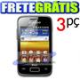 Pelicula Samsung Galaxy Young Duos Tv S6313 Fosca Ou Transp*