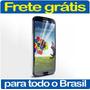 Película Frente Clara Transparente Samsung S3 I9300, S4 9500