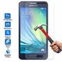 Película Vidro Anti-shock + Capa Samsung Galaxy A7 A700 Duos