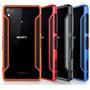 Capa E Película Importada Para Celular Sony Xperia Z3, Nova