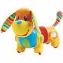 Brinquedo Para O Bebê Follow Me Fred - Tiny Love