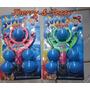 Brinquedo Macio Atirador De Estilingue 5 Bolinhas