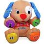 Cachorrinho Aprender E Brincar - Fisher Price