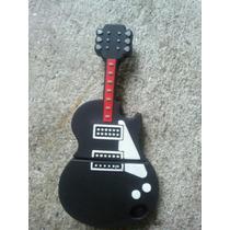 Pen Driver Guitarra Violao Personalizado 8 Gb Frete Gratis
