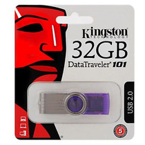 Pen Drive Kingston 32 Gb Original Dt101 G2 Serve X-box Ps3