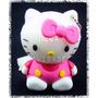 Pen Drive Hello Kitty Rosa Sentada-8 Gb