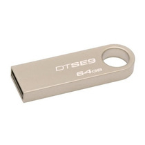 Pen Drive 64 Gb - Kingston Dt Se9 - Dtse9h/64gb - Metal