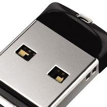 Micro Pen Drive Sandisk - Cruzer Fit 16gb