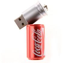 Pen Drive 32gb Personalizado Coca Cola - Full Capacity