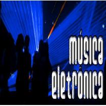 Pen Drive Música Eletrônica (792 Músicas)