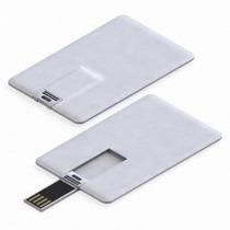 Pen Drive Cartão De Crédito 4gb