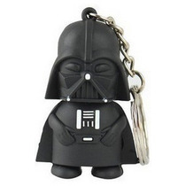 Pen Drive Darth Vader Star Wars Emborrachado E Personalizado