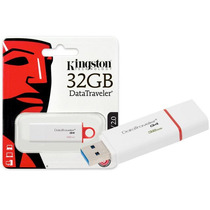 Pen Drive 32gb Usb 3.0 Kingston Dtig4/32gb Datatraveler G4