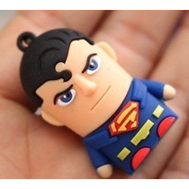 Pen Drive Super Homen 8 Gb