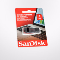 Pen Drive 4gb Scandisk 100% Original Lacrado