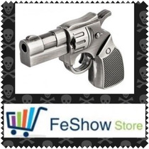 Pen Drive 4gb Revolver 38 Pendrive Arma Personalizado