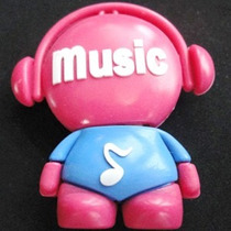 Pen Drive Personalizado Music 8gb