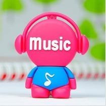 Pen Drive Personalizado Music 8gb