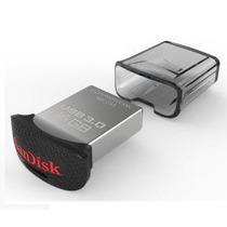 Pendrive Sandisk 16gb Ultra Fit 3.0 Original + Frete Grátis