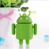 Pen Drive Robô Google Android De 2gb