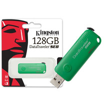 Pen Drive Usb 2.0 Kingston Dtse8/128gb Datatraveler Se8 128