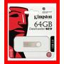 Pen Drive Kingston 64 Gb 100 % Original Garantia 5 Anos